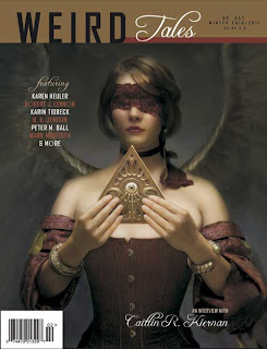 Weird Tales #357, Winter 2010/2011