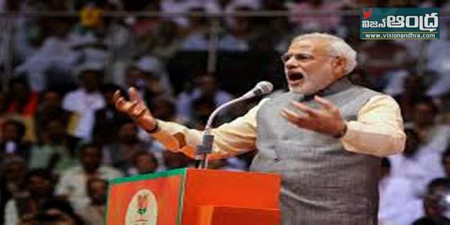 Was sworn in as Prime Minister Narendra Modi