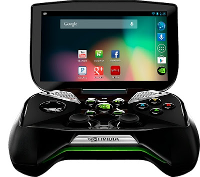 Nvidia devoile « Project Shield » sa future console de jeux portable sous Android