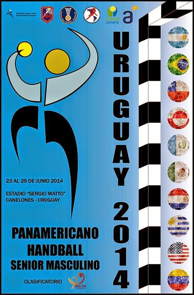 Panamericano Uruguay  2014: ARG-BRA, la final | Mundo Handball