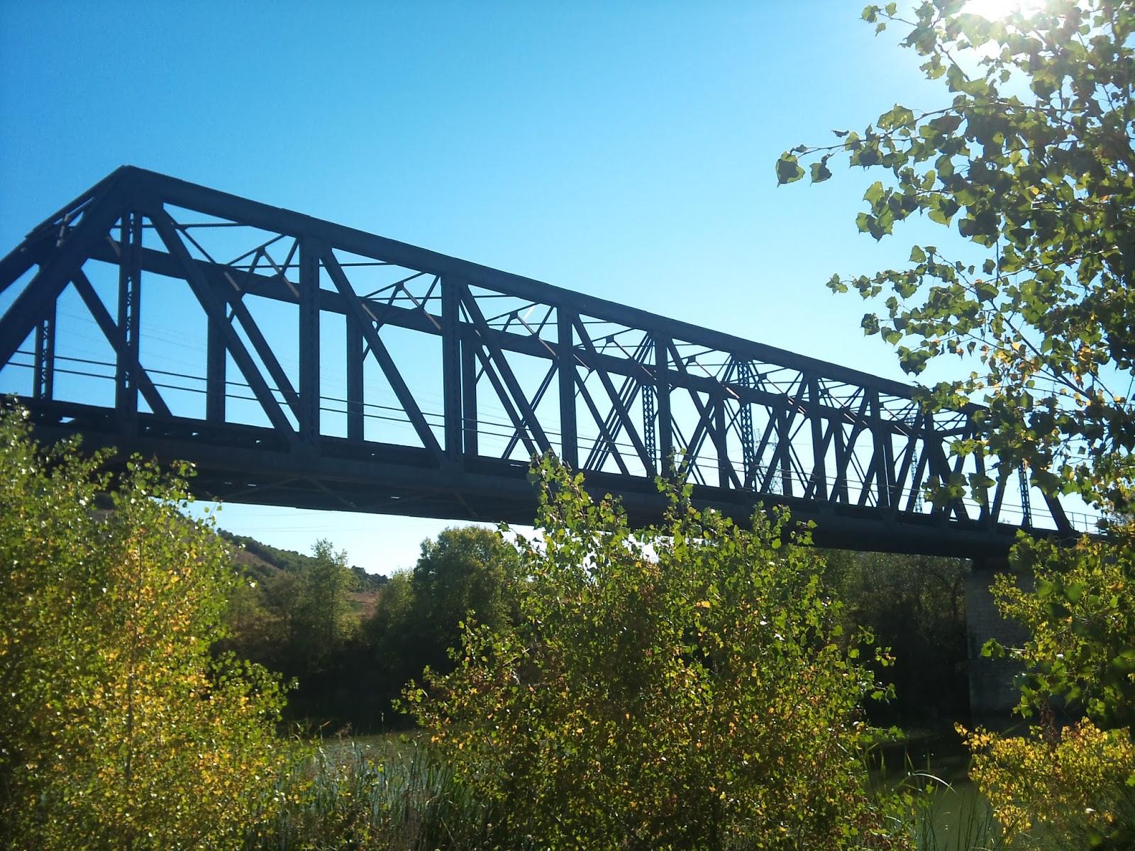 Puente de celosía, tipo Pratt