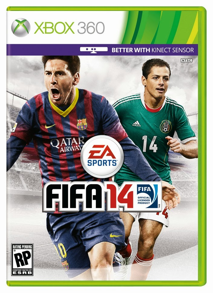 FIFA2 Download   Jogo FIFA 14 NTSC   XBOX360 (2013)