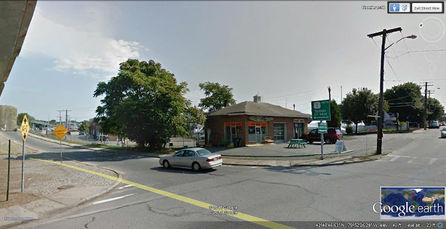 shoe factory, newburyport, massachusetts, shoes, merrimack street, streetview