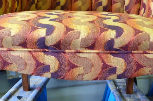 Practical Upholstery Design Studio Channel Back Upholstery