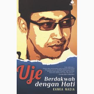 Jual Buku Online Surabaya | Uje Berdakwah dengan hati