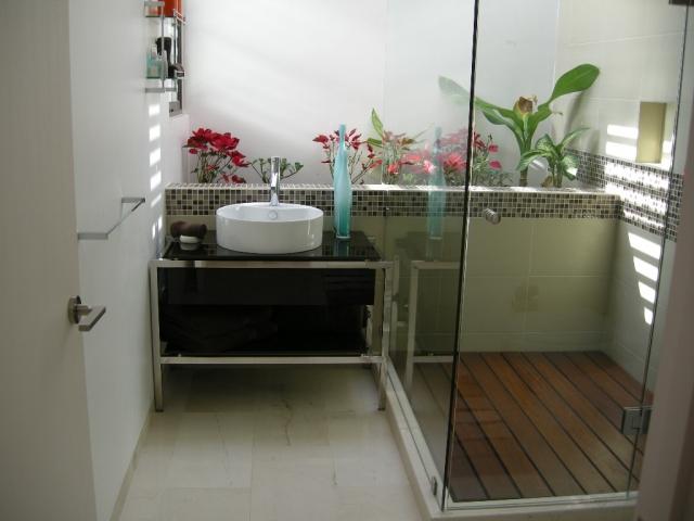 Decoracion De Baño Minimalista:Decoración Minimalista y Contemporánea: Hermoso baño minimalista