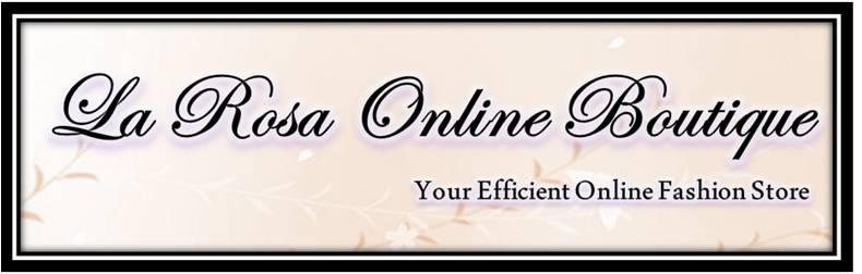 La Rosa Online Boutique
