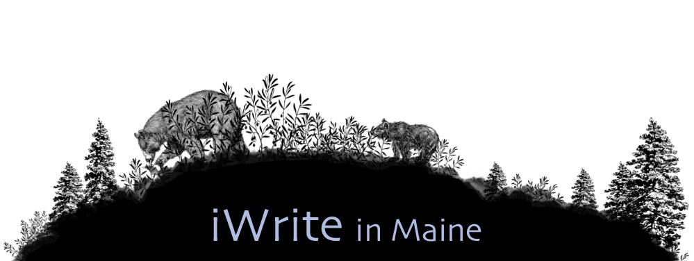 iWrite in Maine
