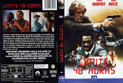 Cover, caratula, dvd: Límite 48 Horas | 1982 | 48 Hours