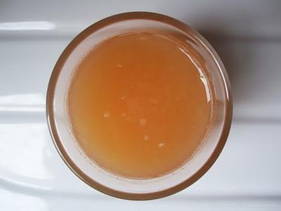 Faire le plein de vitamines C - Jus d'agrumes (La Cuisine de Myrtille, nov. 2011)