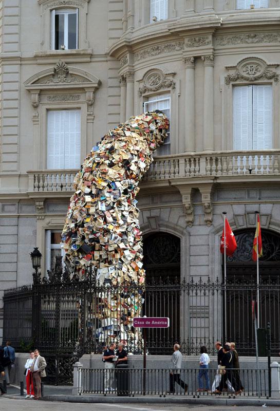 El hurgador arte en la red librofilia iii for Casa america madrid