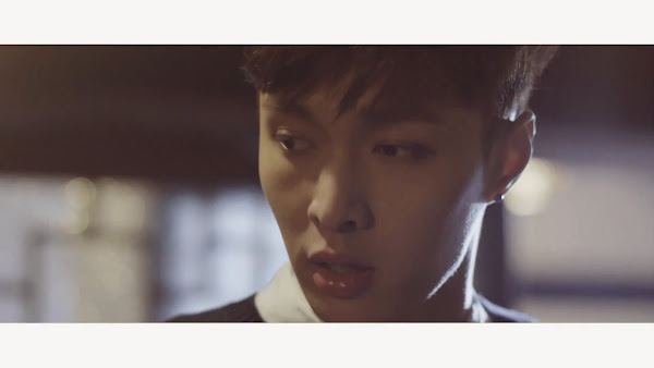 EXO's Lay in EXO Pathcode teaser