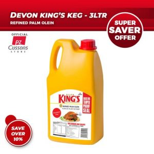 3L KINGS OIL X4
