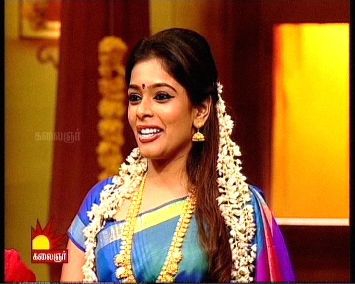 tv anchor priyanka wedding tv anchor priyanka wedding