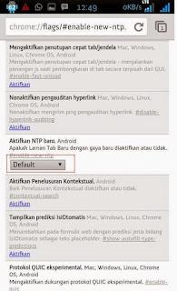 Cara Ampuh Mempercepat Google Chrome | Andromin