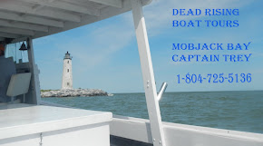 My Favorite Boat Tour in Southern Chesapeake!