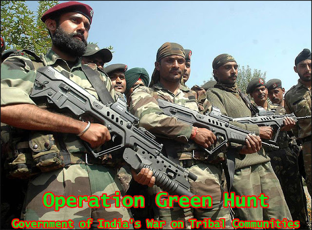 Indian Army Maoist