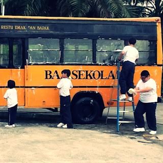 Geng Bas sekolah 5 Musim Baru 2013