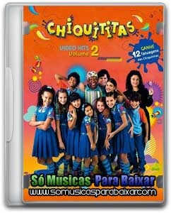 DVD+somusicas DVD Chiquititas Video Hits Vol.2 (2013)