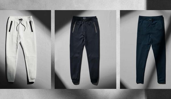 David Beckham bodywear H&M pantalón chándal joggers de punto