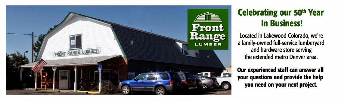 Front Range Lumber Company Blog