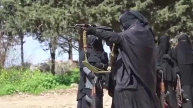 Hukuman Mati untuk Perempuan-Perempuan ISIS