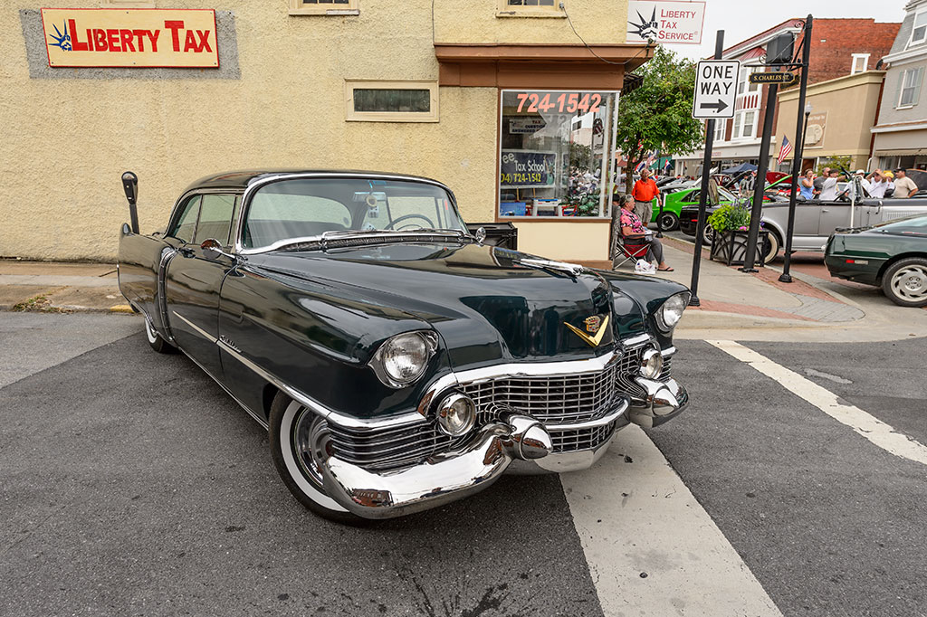 Iver Steele's 1954 Cadillac Series 62 Coupe