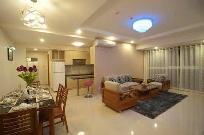 Phòng Khách căn hộ Hưng Phát