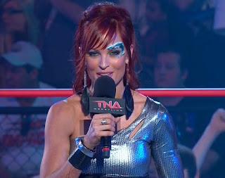 WWE Christy Hemme
