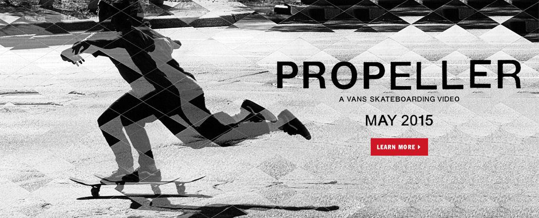 vans propeller full video
