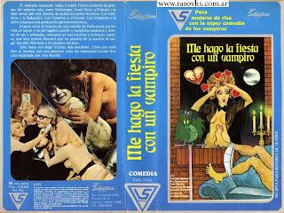 Me hago la fiesta con un vampiro = Gebissen wird nur nachts/The Vampire Happening (1971)