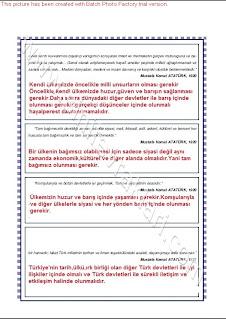 6. Sınıf Sosyal Bilgiler Altın Yayınları Öğrenci Çalışma Kitabı Cevapları Sayfa 99