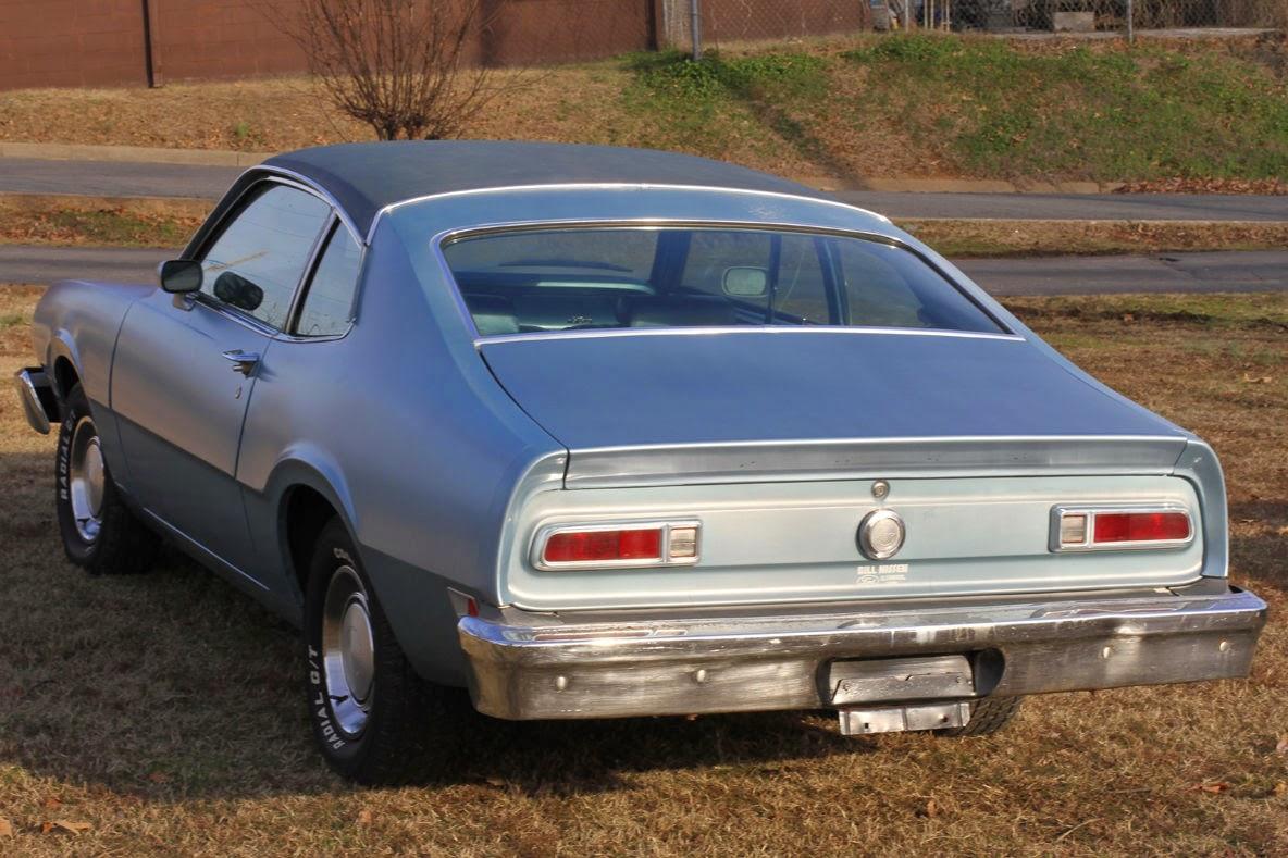 all american classic cars 1976 ford maverick 2 door sedan. Black Bedroom Furniture Sets. Home Design Ideas