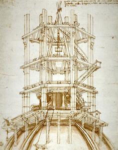 leonardo arquitecto: