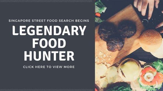 Legendary Food Hunter
