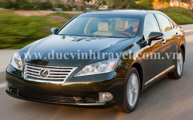 Cho thuê xe VIP Lexus ES350 1