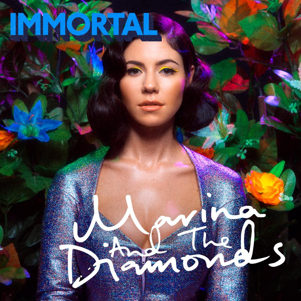 Marina And The Diamonds – Immortal (Lyrics)