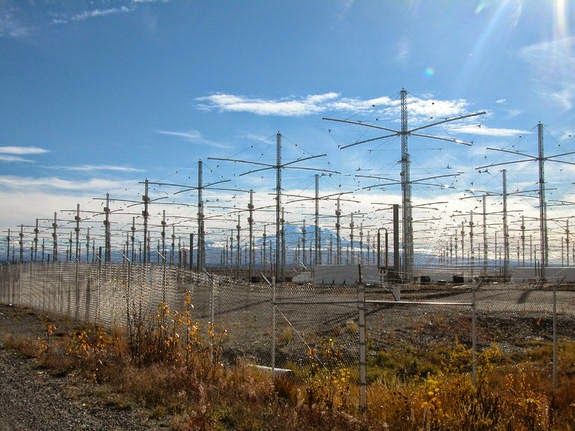 Secret Weapon? Conspiracy Theories Abound as US Military Closes HAARP