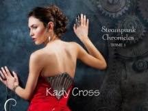 Steampunk Chronicles, tome 1 : L'étrange pouvoir de Finley Jayne de Kady Cross