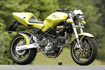 Planet Japan Blog  Ducati M944R by Power House Motor Club