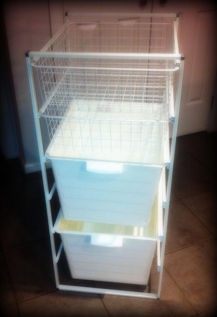 Ikea Antonius Baskets - Hall Closet Precious Project On ...