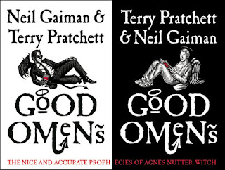 Review of the novel Good Omens: The Nice and Accurate Prophesies of Agnes Nutter, Witch by Terry Pratchett and Neil Gaiman