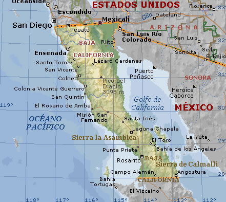 Map Of California Political Pictures California Map Cities Town - Map de california