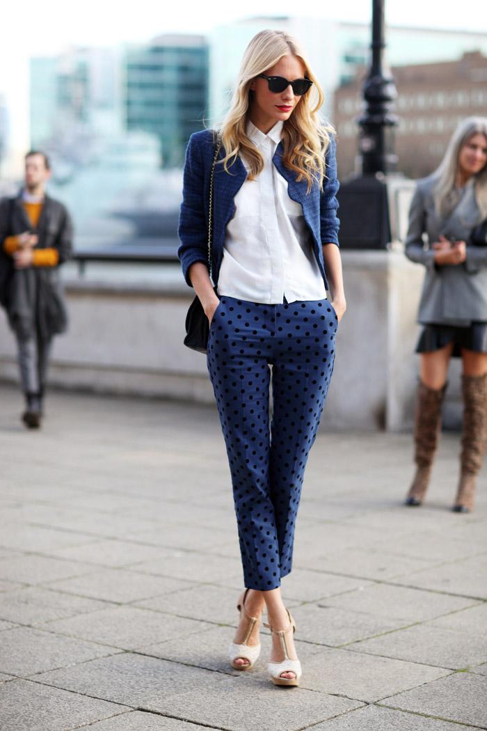 Inspiration London Street Style The Fashion Fanatic
