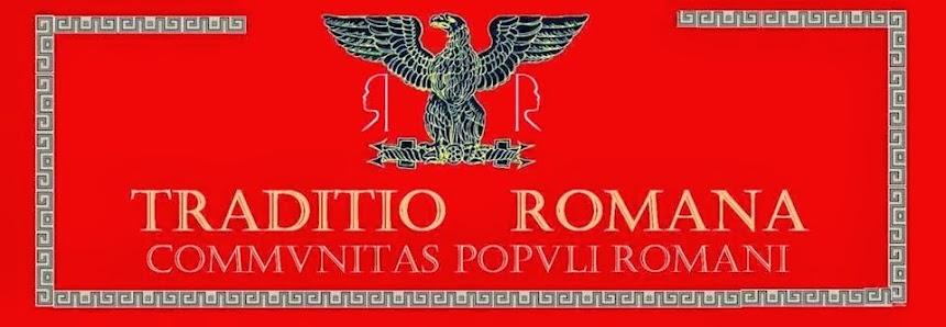 TRADITIO ROMANA