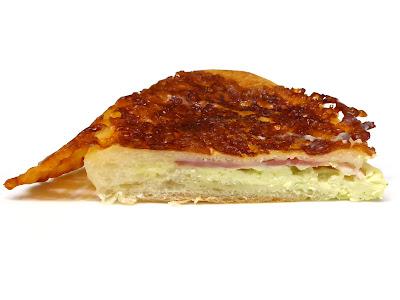 ベーコンとバジルチーズのパリパリパニーニ | DONQ(ドンク)