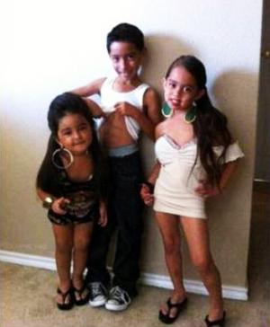 Niños sexies y sexuales menores de edad en las audiciones de La Academia Kids 2013 | Ximinia