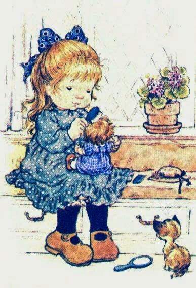 Vintage and crafts ilustraciones infantiles - Ilustraciones infantiles antiguas ...