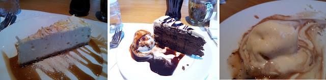 Wagamama, Japanese cuisine, desserts