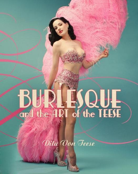 Burleska - wydarzenia, książki, artystki